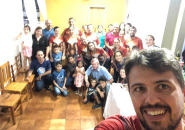 MFC Nova Londrina: Novena de Natal