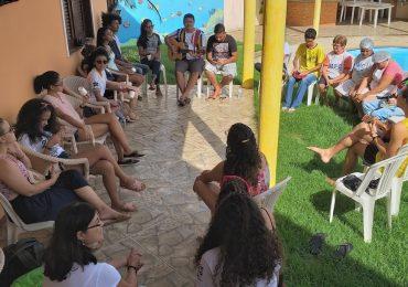 """MFC Nacional: Intralaços SENJOV (nasce um """"novo jeito de caminhar"""")"""