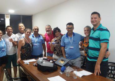 MFC Linhares: Formação para o 20º ENA