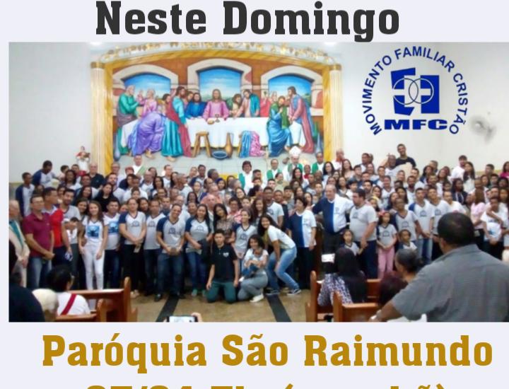 MFC Governador Valadares: Missa da Família