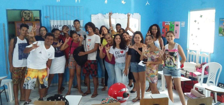 MFC Eunápolis: 2° Curso Básico de Língua Brasileira de Sinais (LIBRAS)