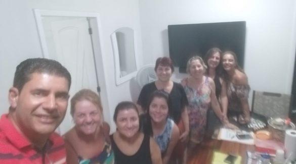 MFC Linhares: Reunião em prol do Encontro Conjugal