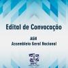 MFC Nacional: Edital de Convocação AGN