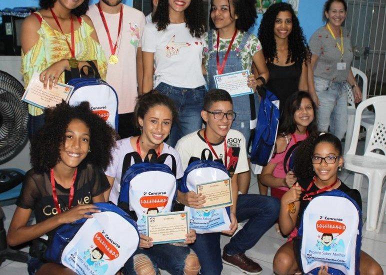 MFC Eunápolis: 2º Concurso Soletrando