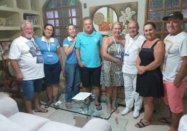 MFC Linhares: Preparações pré ENA E.B. Reencontro