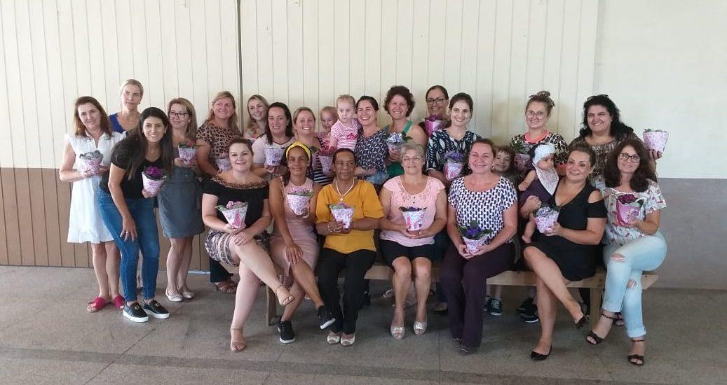 MFC  Criciúma: Homenagem as Mães