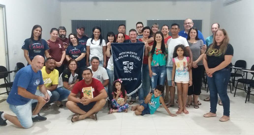 MFC Guairaça: Reunião