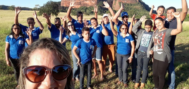 MFC Guiratinga: Confraternização da Equipe Nossa Senhora de Fátima