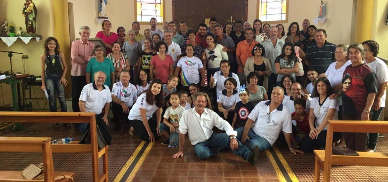 MFC Santo Antônio da Platina: Igreja em Saída