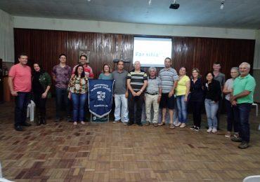MFC Mandaguari: Reunião