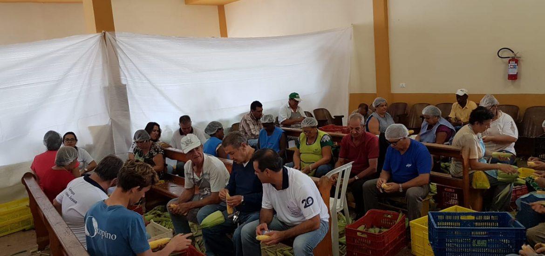 MFC Santo Antônio da Platina: Festa do Milho