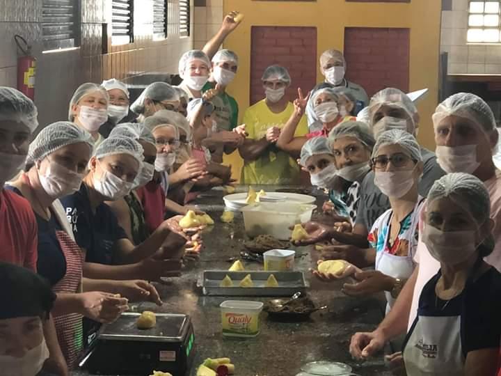 MFC Terra Rica: Festa da Padroeira