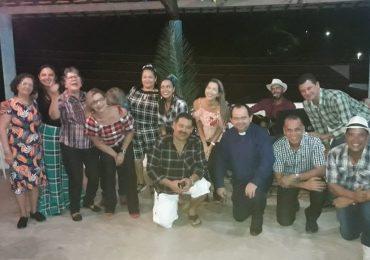 MFC Barra de São Miguel: São João