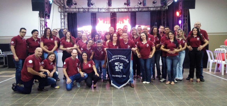 MFC Guairaçá: Baile do dia dos Namorados