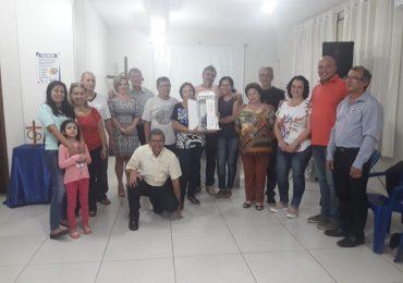 MFC Santo Antônio da Platina: Terço pelas Famílias