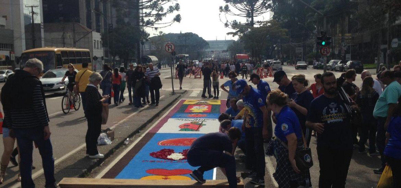 MFC Curitiba: Corpus Christi