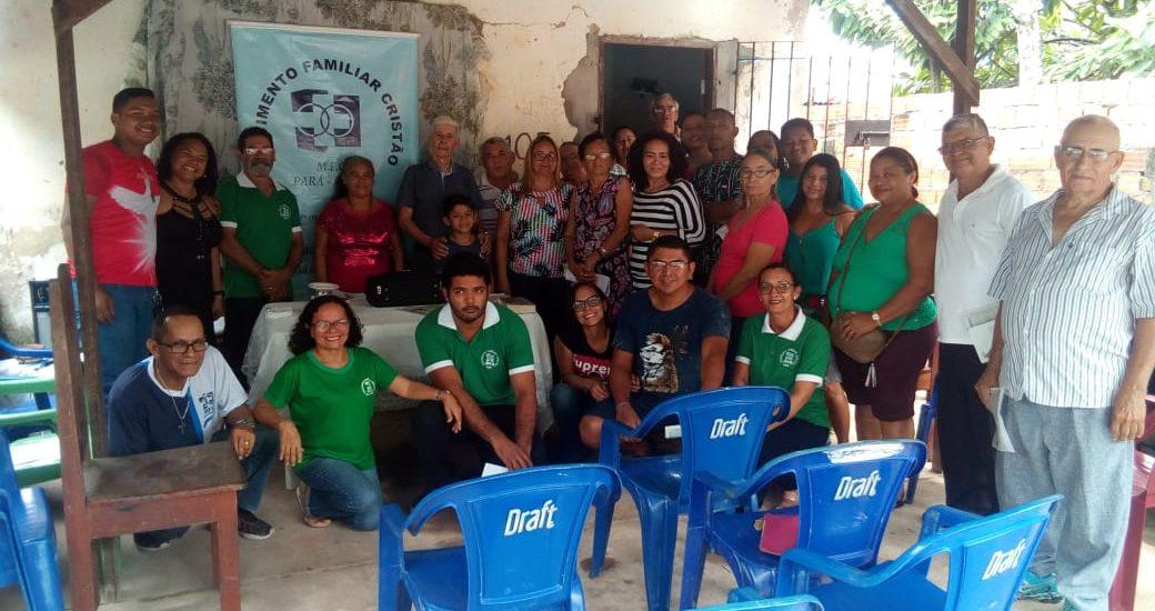 MFC Belém: Missa das Famílias