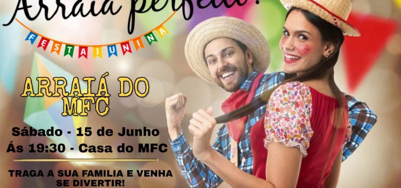 MFC Rondonópolis: Festa Junina