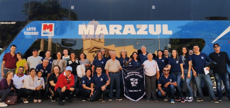 MFC Terra Rica: Peregrinação