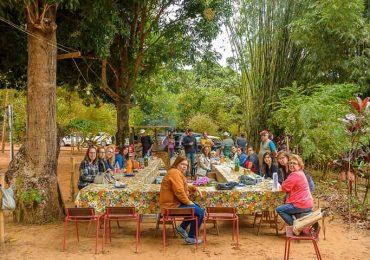 MFC Astolfo Dutra: Almoço do Dia dos Pais