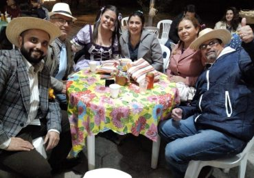 MFC Barbacena: Festa Julina
