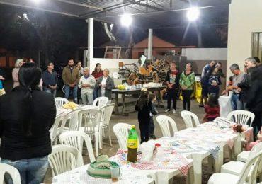 MFC Terra Rica: Confraternização Dia dos Pais