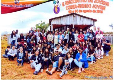 MFC Conselheiro Lafaiete: Encontro de Jovens