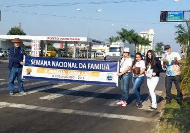 MFC Paranavaí: Parada no Semáforo