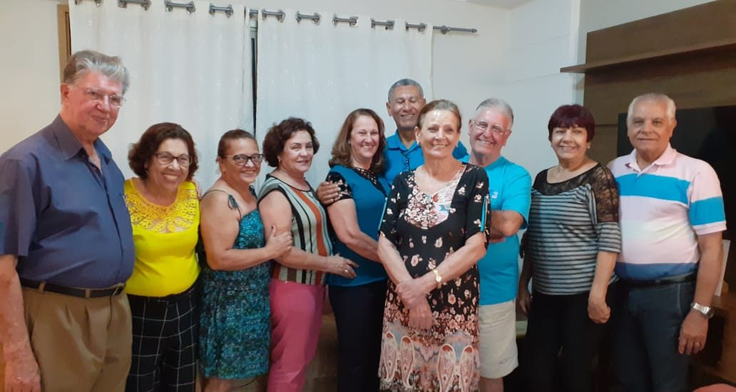 MFC Cariacica : Reunião da Equipe Base Família Estrela Dalva