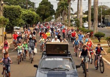 MFC Terra Rica: Passeio Ciclístico