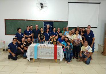 MFC Terra Rica: Reunião mensal