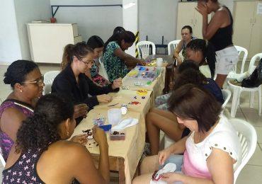MFC Conselheiro Lafaiete: Projeto Mãos Talentosas