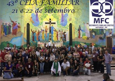 MFC Astorga: 43ª Ceia Familiar