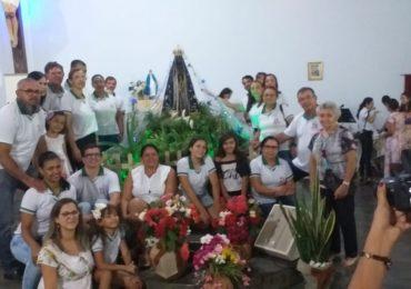 MFC Mato Verde: Homenagem a Padroeira da Cidade