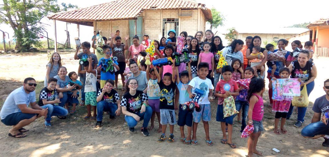 MFC Ortigueira: Dia das Crianças Aldeia Mococa