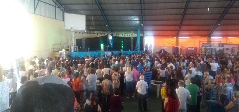 MFC Santo Antonio da Platina: 7º Café com Maria