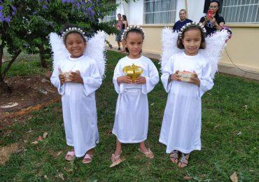 MFC Paranavaí: MIC e Crianças da Casa da Crianças