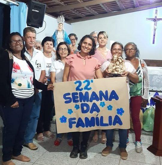 MFC Pitangui: Semana da Família