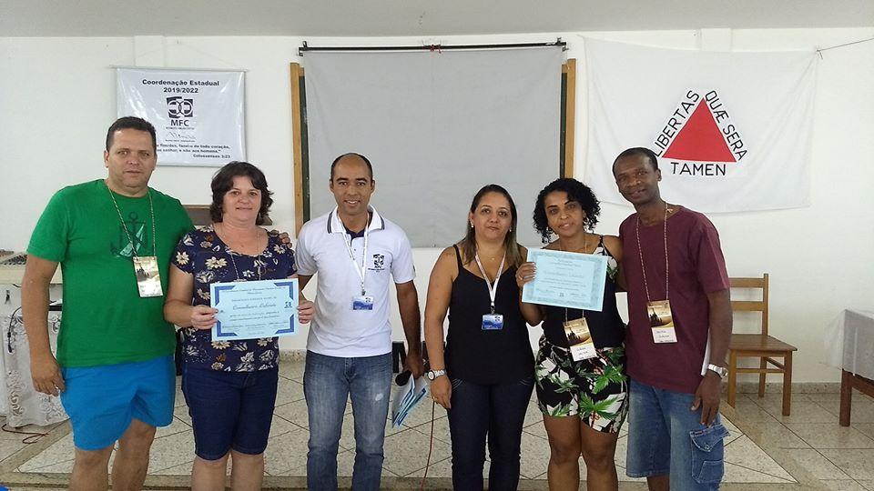MFC Minas Gerais: Entrega de Certificado