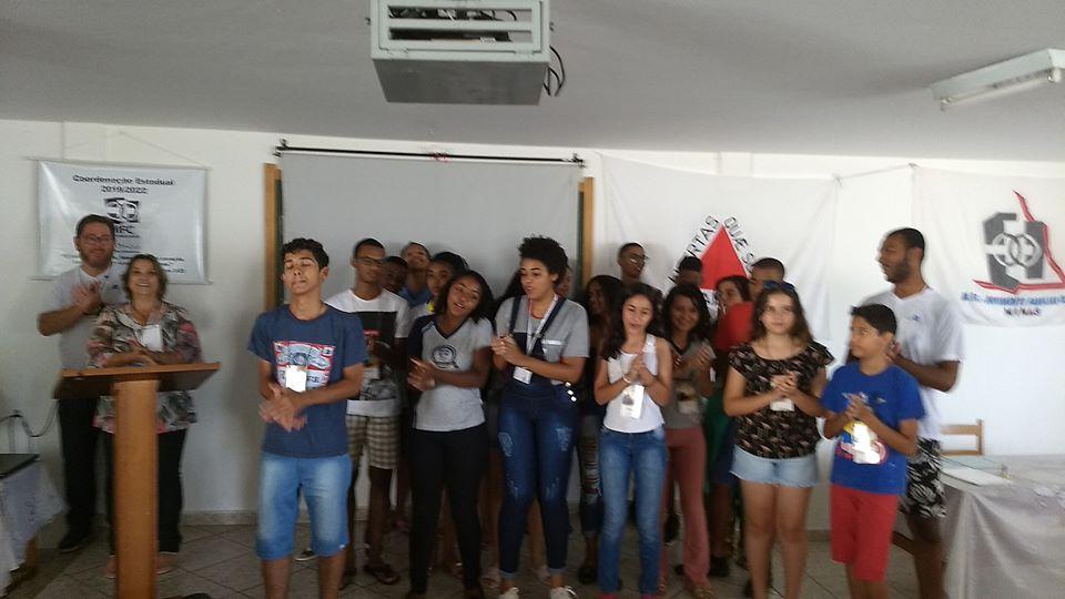 MFC Minas Gerais: Encontro Estadual
