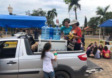 MFC Nova Londrina: Gincana Catequética