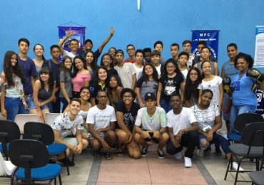 MFC Jovem Conselheiro Lafaiete: E.B. Crer-Sendo Jovem