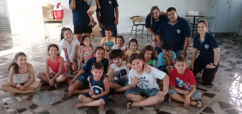 MFC Nova Esperança: Noite das Crianças