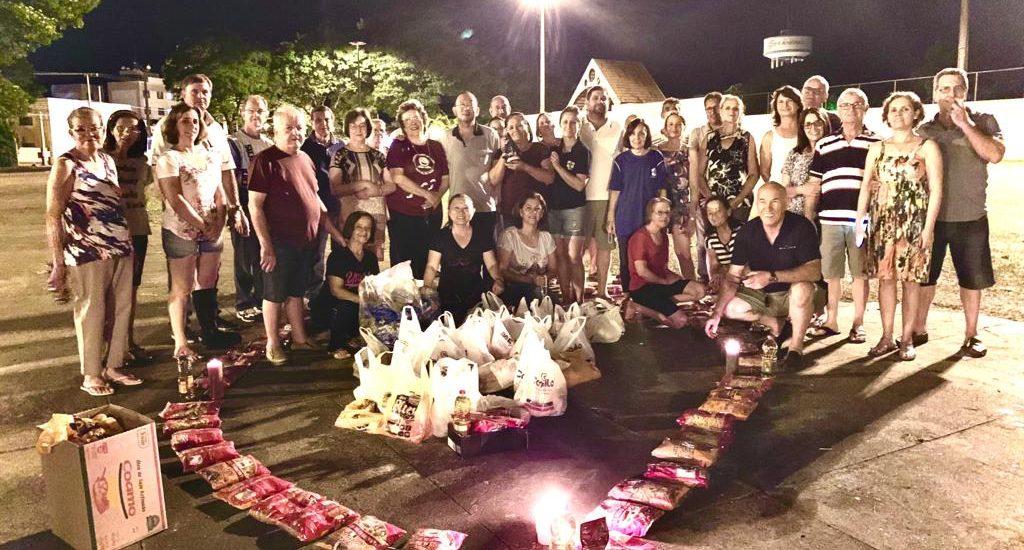 MFC Nova Esperança: Terço Solidário