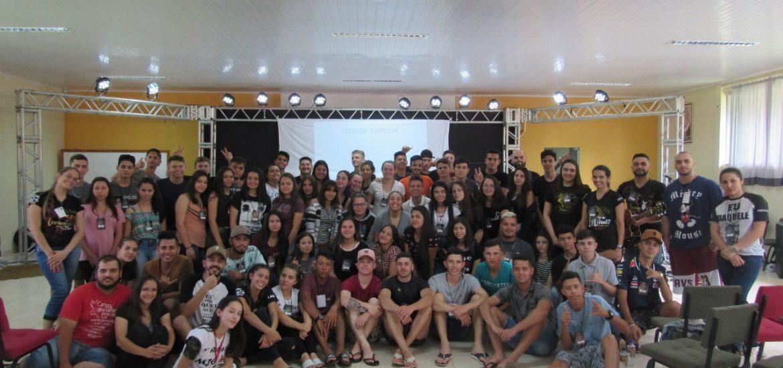 MFC Imbaú: 2º Retiro de Jovens