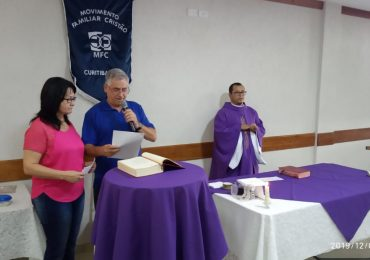 MFC Curitiba: Missa e Almoço da Partilha
