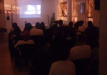 MFC Jovem Santo Antonio da Platina: Noite de Cinema