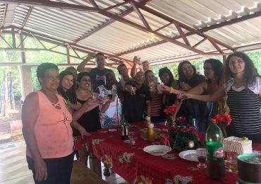 MFC São João Del Rei: Confraternização E.B. Chama Viva