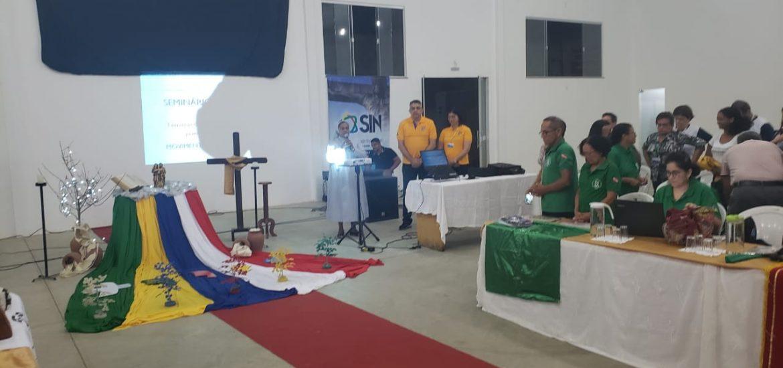 SIN 2019 – IV Seminário de Integração Nacional