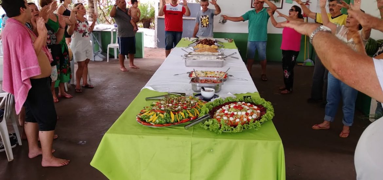MFC Campo Grande: Confraternização